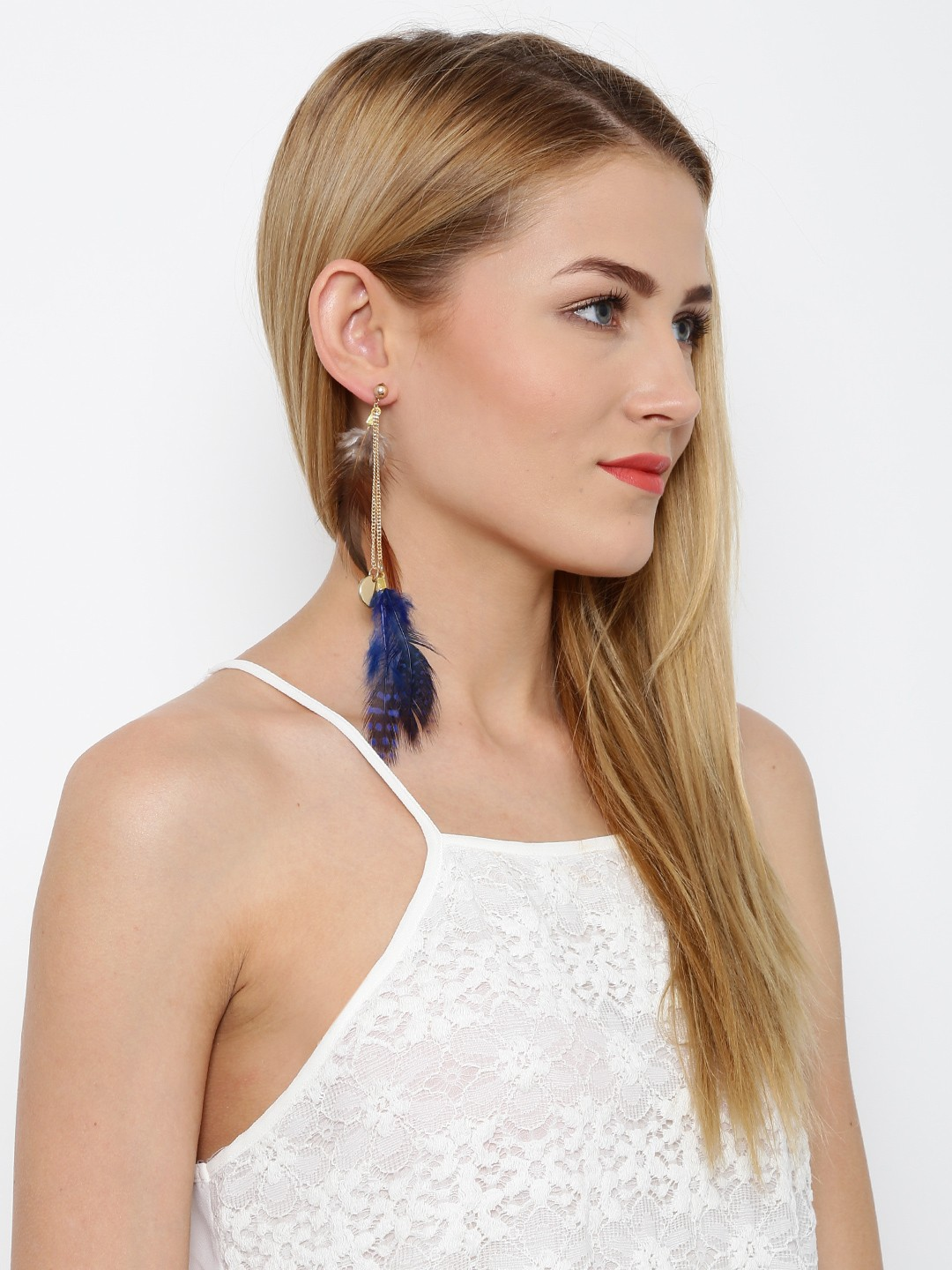 Cool Unique Cute Feather Earrings
