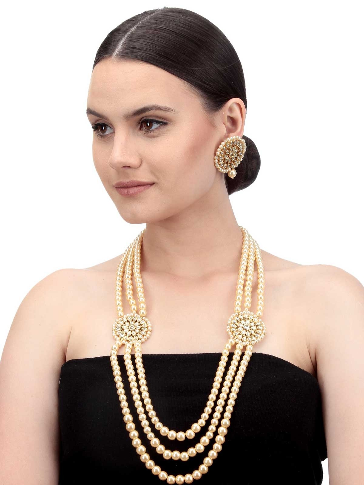 fashion-pearl-necklace-set