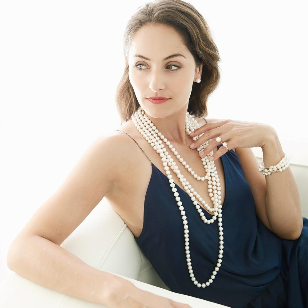 fresh pearl-necklaces